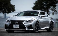 【レクサス RC F 発表】BMW M4、アウディ RS5がライバル? NAの5リットルV8は477ps[写真蔵] 画像