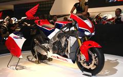 【ミラノショー14】ホンダ、MotoGPレプリカ RC213V-S…HRC社長「私にも乗りやすい」 画像