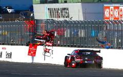 【SUPER GT 最終戦】GT500クラス…2位に51秒差を付けた MOTUL AUTECH GT-R[写真蔵] 画像