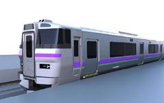 函館~新函館北斗間のアクセス列車、733系1000番台に…愛称は公募 画像