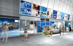 BMWジャパン「Blue Christmas Cafe」を六本木ヒルズに期間限定オープン…新プロジェクト第1弾 画像