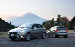【BMW 2シリーズ アクティブ ツアラー 発表】MINIのアーキテクチャー採用、ブランド初のMPV[写真蔵] 画像