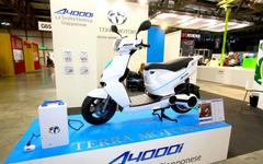 【ミラノショー14】テラモーターズ、電動バイクでヨーロッパに挑む…シェアトップを維持できるか 画像