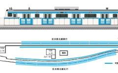 JR東日本、京浜東北線の大井町駅にホームドア設置へ 画像