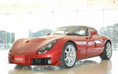 【写真蔵】TVRの新型スポーツカー『サガリス』 画像