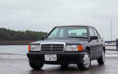 【リマン メルセデス・ベンツ】1993年式 190E、新品同様に再生したその姿[写真蔵] 画像