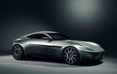 映画『007』最新作、「ボンドカー」が決定…アストンマーティン DB10 画像