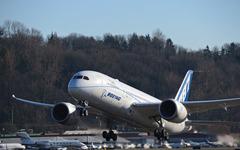 ボーイング、787でバイオ燃料「グリーンディーゼル」を使用したフライトテスト実施 画像