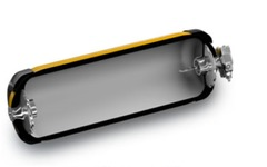 トヨタ、宇部興産共同開発の水素タンクライナー用ナイロン材料を「MIRAI」に採用 画像