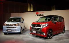 【ダイハツ ムーヴ 新型発表】NA・2WD全グレードで31.0km/Lの低燃費実現 画像