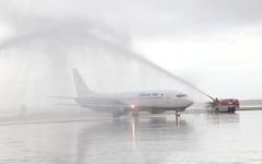 英リバプール空港、ルーマニアLCC運航の第一便が到着…東欧路線の強化へ 画像