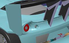 【東京オートサロン15】ロータス、GT300参戦マシンなどを出展 画像