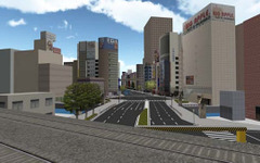 ゼンリン、全世界で同時開催されるゲームハッカソンに3D都市モデルデータを無償提供 画像