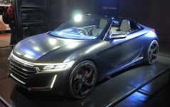 【東京オートサロン15】ホンダ S660、発売時のデザインはどうなる? 画像