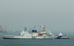 国交省、尖閣諸島周辺強化へ専従大型巡視船10隻を整備…2015年度予算案 画像