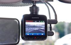 【GARMIN GDR45DJ インプレ前編】ライバル不在のハイスペック、安全運転支援も備えた最新ドラレコ 画像
