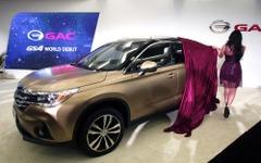 【デトロイトモーターショー15】広州汽車、新型SUVの GS4 を初公開…中国車の新基準を標榜 画像
