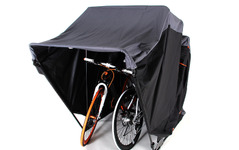 ドッペルギャンガー、自転車・バイク用簡易型ガレージを発売 画像