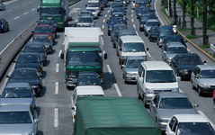 ドライバーの運転動作から渋滞を予測、芝浦工大が考案 画像