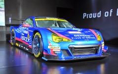 【東京オートサロン15】スバル BRZ GT300 2015…SUPER GT参戦車両[詳細画像] 画像