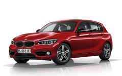 BMW 1シリーズ 、欧州で改良新型…スポーティに表情一新 画像