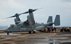 防衛省、ティルトローター機「V-22オスプレイ」5機を調達へ…2015年度予算案 画像