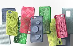 「auホームページから注文・自宅へ郵送」…3Dプリンタで作るスマホケース 画像