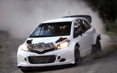 【トヨタ WRC 復帰】18年ぶりの参戦マシン、ヤリス WRC…公式写真[写真蔵] 画像