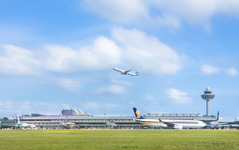 シンガポール・チャンギ空港、14年旅客数は過去最高の5410万人 画像