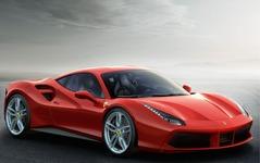 【ジュネーブモーターショー15】フェラーリ 458 イタリア、488 GTB に進化…3.9ターボは670ps 画像