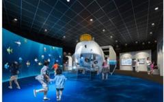 三菱みなとみらい技術館、有人潜水調査船を分解展示…次世代潜水調査船シミュレータも 画像