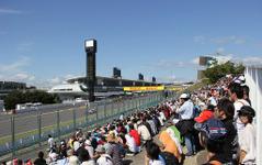 【F1 日本GP】観戦シート紹介…300km/hの激しいポジション争いが観られるA1・A2席 3月7日チケット発売 画像