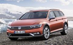 【ジュネーブモーターショー15】VW パサート 新型に「オールトラック」…SUV派生 画像