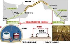北海道新幹線の試験走行、4月21日から全区間に拡大 画像