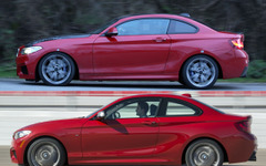 トヨタ&BMWの新型スポーツ、試作車が走った!! ベースは M235i だが… 画像