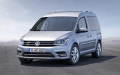 VW の主力商用車、キャディ に新型…安全性を高めた4世代目 画像
