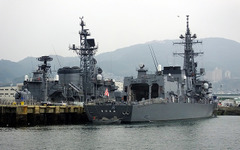 【佐世保港クルーズ試乗】護衛艦にイージス艦、そして「武蔵」がいたドックを海から[フォトレポート] 画像