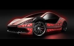【ジュネーブモーターショー15】独EDAG、3Dプリンターで作る軽量スポーツカーを提案 画像