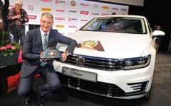 【ジュネーブモーターショー15】欧州カーオブザイヤー 2015、VW パサート 新型に栄冠 画像