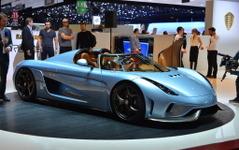 【ジュネーブモーターショー15】ケーニグセグ、レゲーラ 発表 …1500hpのPHVスーパーカー 画像