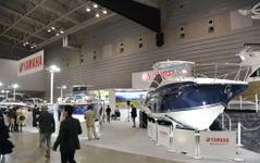 【ジャパンボートショー15】「最低4万人が来場するイベントに」180艇が出展し開幕 画像