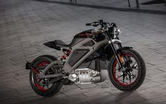【ハーレーダビッドソン Project LIVEWIRE】初の電動バイク、スペックが明らかに…航続距離は? 画像