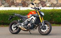 二輪車リセールプライス、ヤマハ MT-09 が初登場首位…2014年9-11月 バイク王調べ 画像