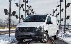 メルセデス、新型商用車「メトリス」初公開…ヴィトー の北米版 画像