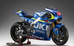 【大阪モーターサイクルショー15】スズキ、MotoGP参戦車両 GSX-RR を出品 画像