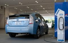 日本ユニシスなど、山陰地区の観光・商業施設にEV急速充電スタンドを設置 画像