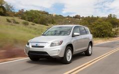 トヨタ RAV4 EV、米国でリコール…モーターに不具合 画像