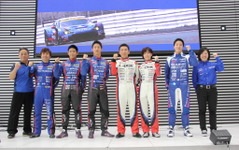 スバル、GT・ニュル優勝へ新マシンに「手応え」…モータースポーツファンイベントで 画像