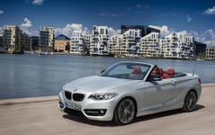 BMWジャパン、2シリーズ カブリオレ を4月11日より導入…ソフトトップは20秒で開閉 画像