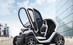 ルノー の超小型EV トゥイジー 、14歳から運転可能に…フランス 画像